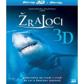 Žraloci 3D / Sharks