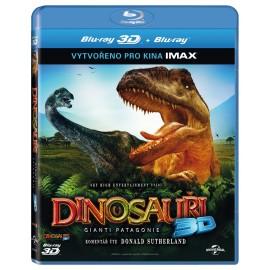 Dinosauři 3D Giganti patagonie / Dinosaurs Of Patagonia 3D [2007]