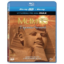 Mumie: Tajemství faraonů 3D / Mummies: Secrets Of The Pharaons 3D [2007]